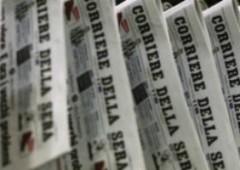 Corriere della Sera: destino appeso a un filo