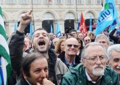 """""""Il primo maggio è per voi"""". Rabbia anti-politica"""