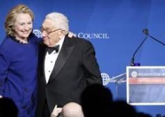 Kissinger lancia Hillary Clinton alla Casa Bianca nel 2016