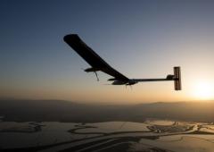 Solar Impulse: è nato il primo aereo ad energia solare