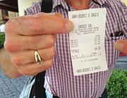 A Roma il gelato più caro al mondo, 16 euro a cono