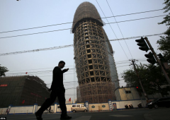 Cina, il paese dai grattacieli più ridicoli al mondo