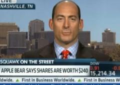 Apple crolla a Wall Street: è ancora colpa di un trader?