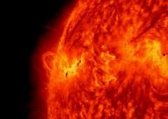 """Alert della Nasa sulle comunicazioni: il sole """"ribolle"""""""