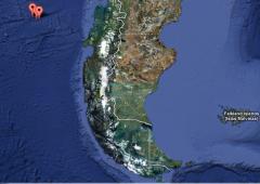 Cile: sisma di 6.8 gradi, rischio tsunami
