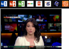Larghe intese anche in TV: Mediaset e Rai insieme sul web
