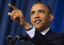 """Obama: Usa, """"ora la minaccia è il terrorismo interno"""""""