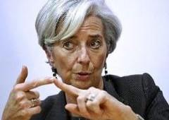Maledizione Fmi. Lagarde rischia la poltrona