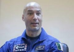 """Partita missione """"Volare"""" con l'italiano Luca Parmitano"""