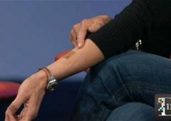 Google: tatuaggi al posto delle password per smarthphone