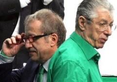 """Bossi a Maroni: """"traditore, il capo della Lega resto io"""""""