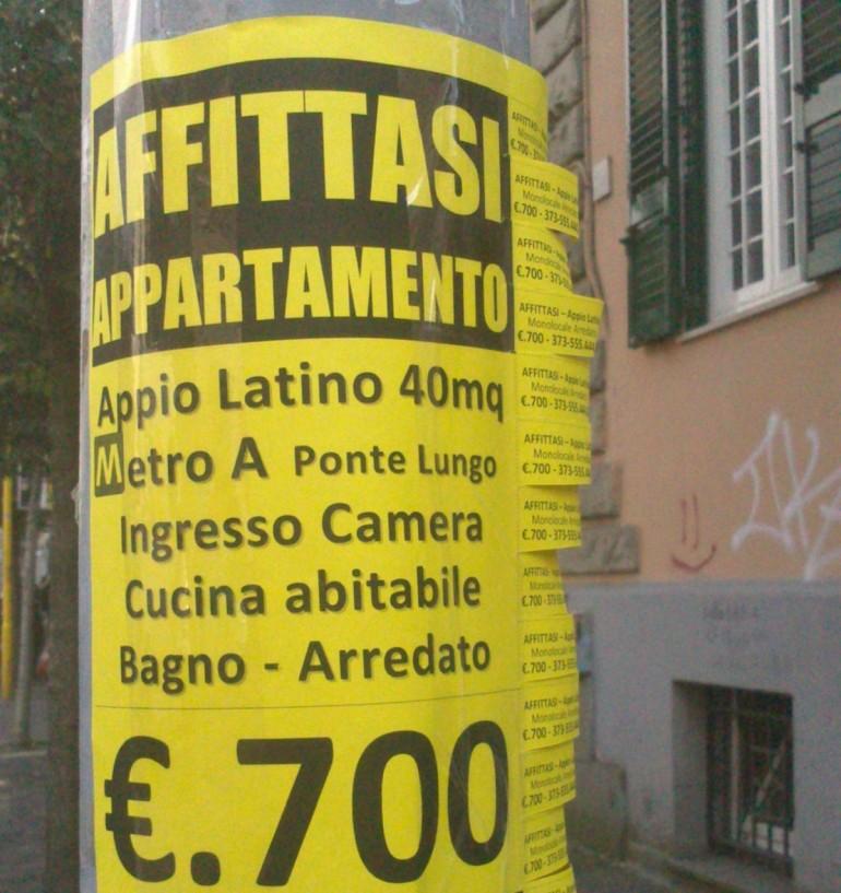 Siti annunci affitti roma for Affitti roma privati