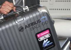 Da Airbus arriva la valigia speciale che non può perdersi