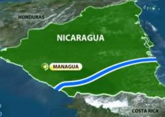 Nicaragua: c'è la Cina dietro al Canale che sfida Panama