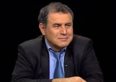 """Roubini: """"exit strategy Fed, rischio bolla"""""""