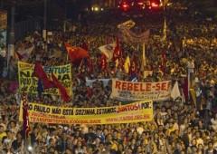 Brasile scosso dalle proteste, mai viste negli ultimi 20 anni