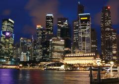 Singapore: l'inquinamento raggiunge record storico