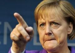 Germania: per l'82% degli italiani ha troppo potere