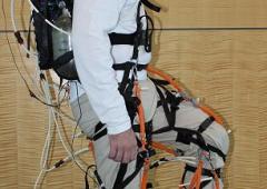 Soldati e atleti robot: seconda pelle renderà più forti
