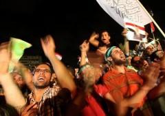 Egitto: golpe al Cairo. Morsi deposto