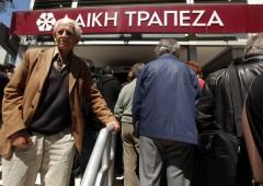 Senza unione bancaria, soluzione Cipro in Italia