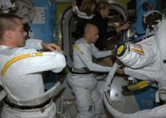 Luca Parmitano: primo italiano a passeggio nello spazio