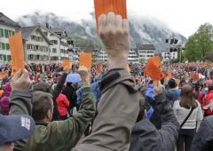 Svizzera: qui la vera opposizione la fanno i cittadini