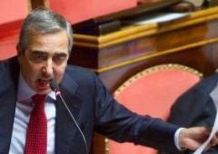 Gasparri nei guai: prelevati 400 mila euro da casse PdL