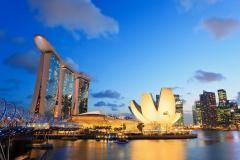 Banca centrale svizzera apre anche a Singapore