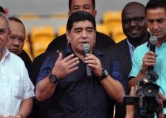 Amico di Castro e Chavez: vietato visto a Maradona