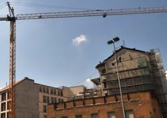 """L'appello: in Italia """"l'edilizia è scomparsa"""""""