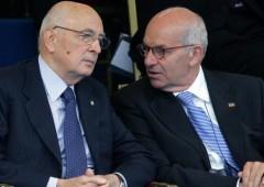 Bertinotti dà lezioni di democrazia a Re Giorgio