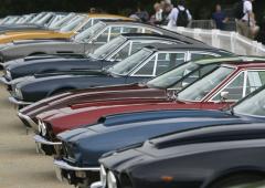Per i 100 anni dell'auto di James Bond, 550 Aston Martin