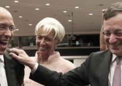 Fmi: Draghi svaluti l'euro per alimentare la domanda