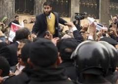 """""""Egitto sull'orlo di una catastrofe"""""""
