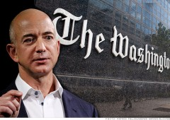 Crisi editoria, Washington Post va a Bezos (Amazon)