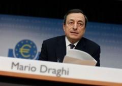 Iniezioni liquidità Bce, in Italia e Spagna effetti minori