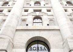 Borsa Milano +15% da fine giugno. Vola fiducia Germania
