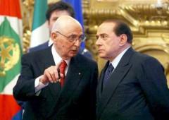 Napolitano pro Berlusconi?