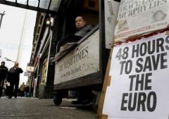Grecia: obbligazionisti fanno causa alle banche
