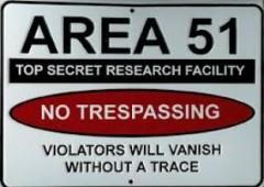 """La Cia """"svela"""" il mistero dell'Area 51 e degli Ufo"""