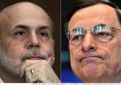 Lotte intestine alla Bce. Ma dov'è Mario Draghi?
