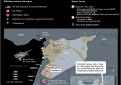 Siria: Obama vuole guerra lampo, Italia si tira fuori