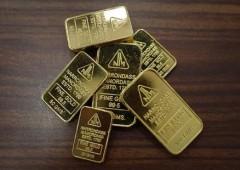 La confisca dell'oro è imminente