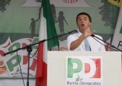"""Renzi, via al takeover del Pd nella """"regione rossa"""""""
