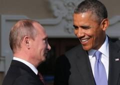 """Siria, Putin: """"Patetiche, le menzogne di Kerry"""""""