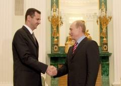 """Putin: """"Sosterremo la Siria in caso di attacco"""""""
