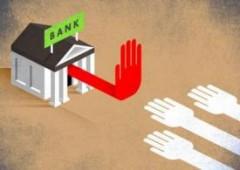Le peggiori banche in Italia. Scandali e ruberie
