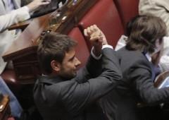 Parlamento: spaccature feroci, tensioni
