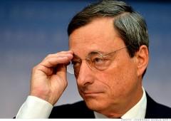 """Draghi: Eurozona, necessaria """"Unione politica"""""""
